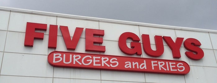 Five Guys is one of Nom nom in GTA.