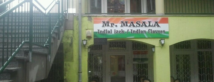 Mr. Masala is one of Indian.