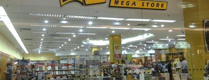 Saraiva MegaStore is one of Edgard von Villon Imbóさんのお気に入りスポット.