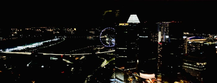 Andaz Singapore - A Concept By Hyatt is one of Hotels.