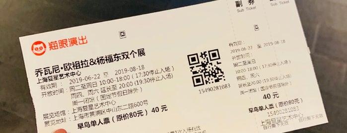 Fosun Foundation is one of Shanghai Shi.