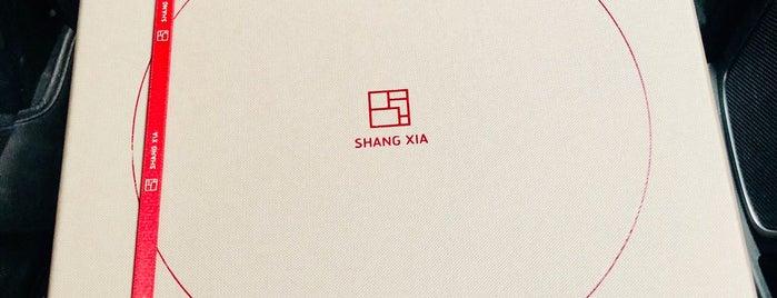 Shang Xia is one of Simons Shanghai List.
