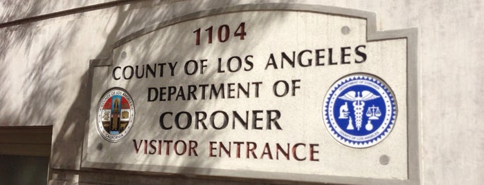 Skeletons in the Closet: The LA Coroner Gift Shop is one of Los Angeles Other.