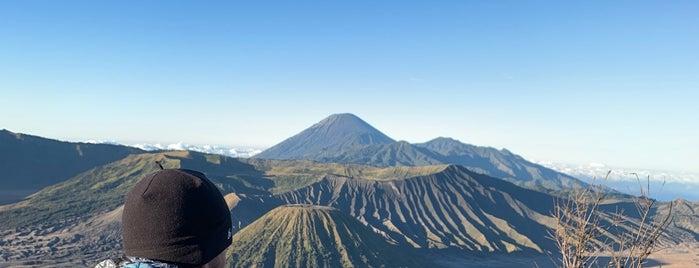 Pananjakan View is one of Java / Indonesien.