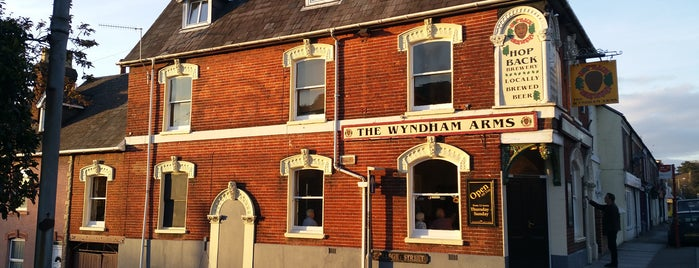 The Wyndham Arms is one of Tempat yang Disukai Carl.