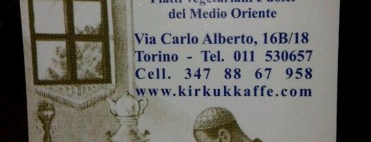Kirkuk Kaffè is one of Turin.