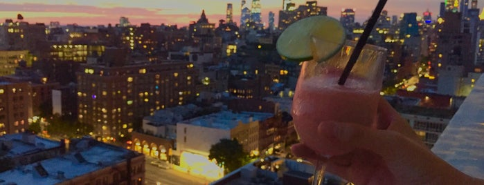 Public - Rooftop & Garden is one of NYC Bars To-Do List.