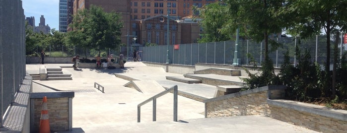 Tribeca Skate Park is one of New York.