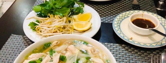 Vietnam Mekong Restaurante is one of Orte, die chema gefallen.