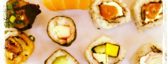 Click Sushi is one of Alimentação.