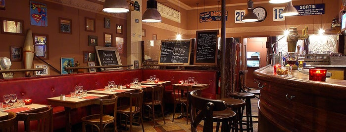 Les Fils à Maman is one of Paris : best spots.