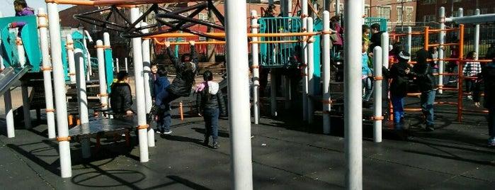 Bushwick Playground is one of Shanda : понравившиеся места.