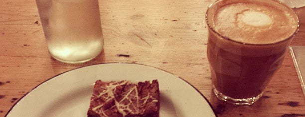 Fig and Sparrow is one of Manchester: Cafés & Coffee.