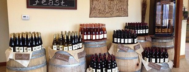 Ravines Wine Cellars is one of Orte, die KDaddy gefallen.