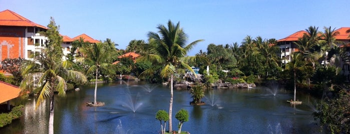 Ayodya Resort Bali is one of Best Hotels in Bali.