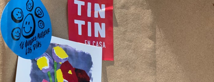 Rin Tin Tin Café is one of Karen 🌻🐌🧡 님이 저장한 장소.