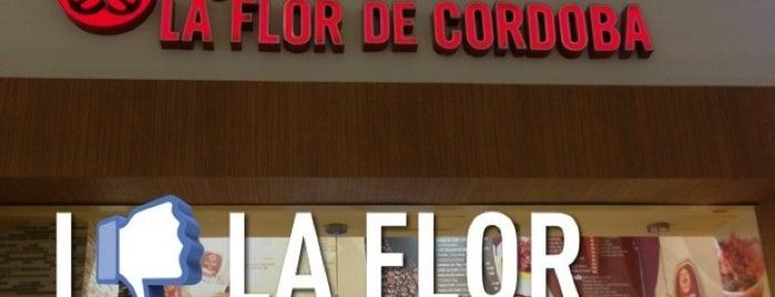 Café La Flor de Córdoba Forum Tlaquepaque is one of Adriana 님이 저장한 장소.