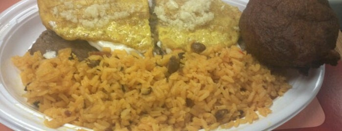 Borinquen is one of Favorite Food.