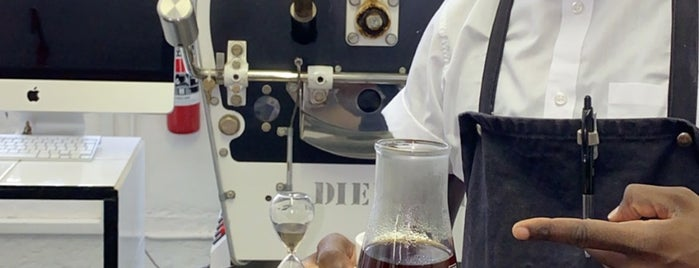 Espresso Lab Microroasters is one of CoffeeGuide..