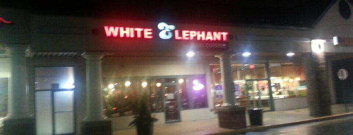 White Elephant Thai is one of Been There, Done That.
