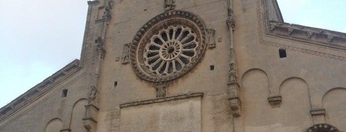 Cattedrale Di Matera is one of Matera.