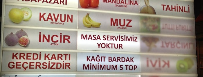 Dondurmacı Yaşar Usta is one of Liste.