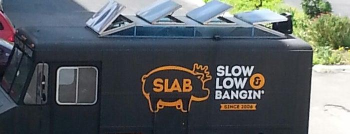Slab BBQ is one of Thrillist Texas BBQ.