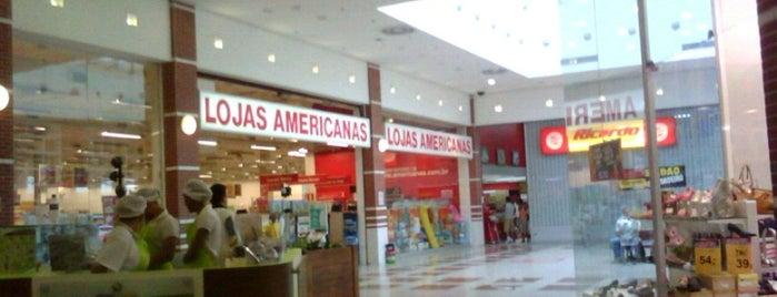 Lojas Americanas is one of Lugares recomendados Ipatinga.
