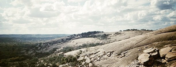 Top Of Enchanted Rock(Highest Point) is one of Georgetown tx.