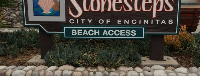 Stonesteps Beach is one of San Diego Visitors Guide.