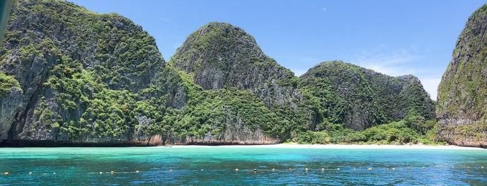 Maya Beach is one of Lugares favoritos de GezginGurme.