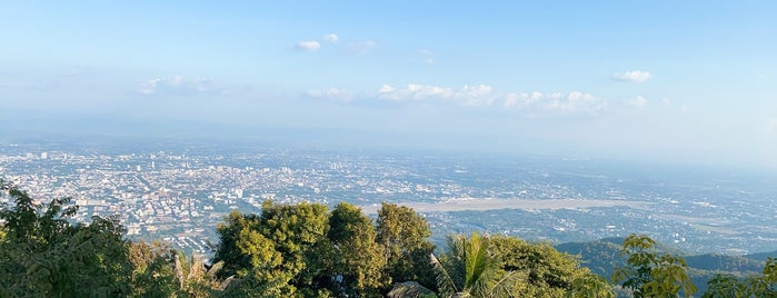 Doi Su Thep is one of Trips / Thailand.