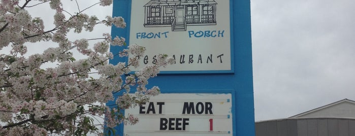 Pawley's Front Porch is one of Culinary Destinations.