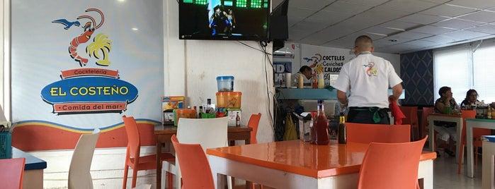 Cocteleria El Costeño is one of Comidas.