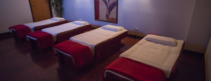DQ Luxury Reflexology Massage & Relaxation Retreat is one of places.