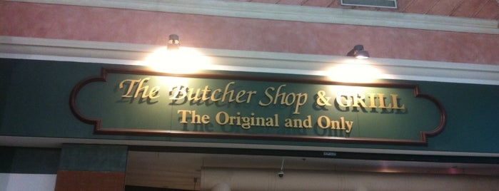 The Butcher Shop & Grill is one of best resturants in Qatar.