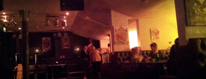 Distrikt Bar is one of Leeds Top Bars & Pubs.