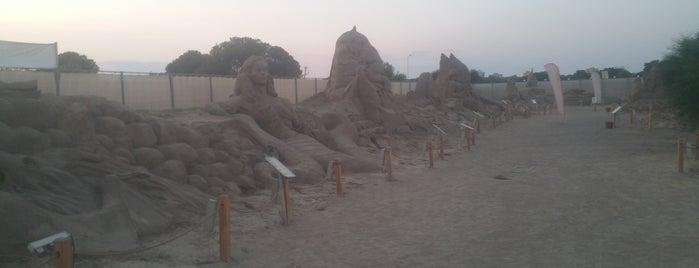 Sandland is one of Nuri 님이 좋아한 장소.