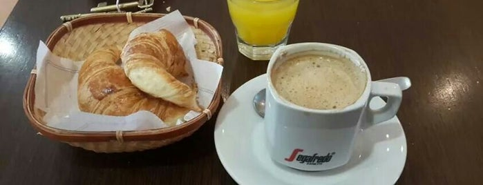 Club Buenos Aires is one of Break, coffee break Rosario.