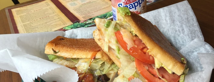 Mr. Wraps is one of Love these restaurants!.