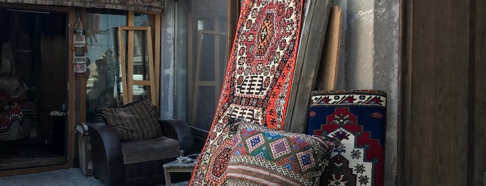 Sultan Carpets is one of Nevşehir.