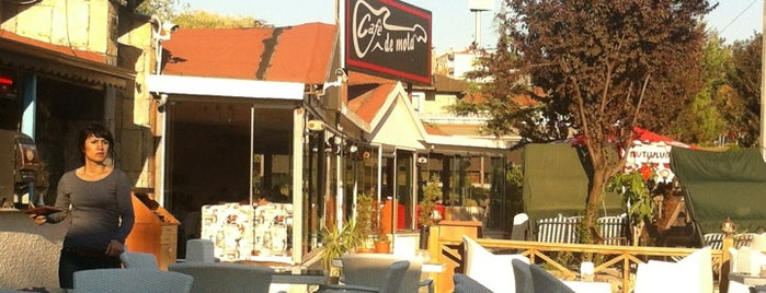 Cafe de mola is one of İstanbul 2.