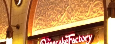 The Cheesecake Factory is one of Dubai Restaurant-U Need 2 GO.