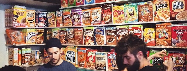Cereal Killer Cafe is one of Best of London.
