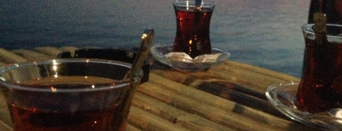 Bamboo Cafe is one of balıkesir.