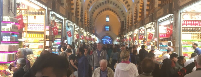 Mısır Çarşısi 64 Ramazan Canbaz is one of Стамбул 🇹🇷.