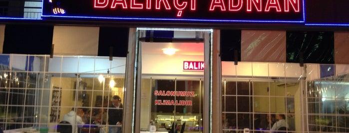 Balıkçı Adnan is one of สถานที่ที่ Ali ถูกใจ.