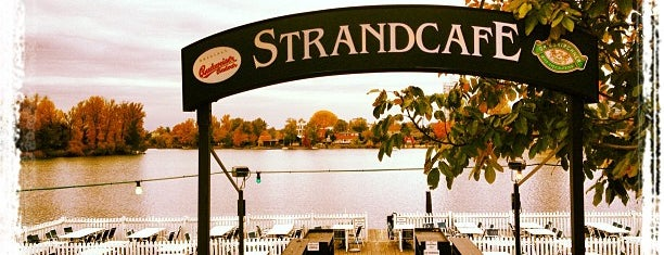 Strandcafe is one of Viena.