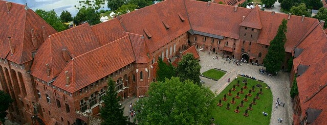 Zamek w Malborku | The Malbork Castle Museum is one of Bucket List.