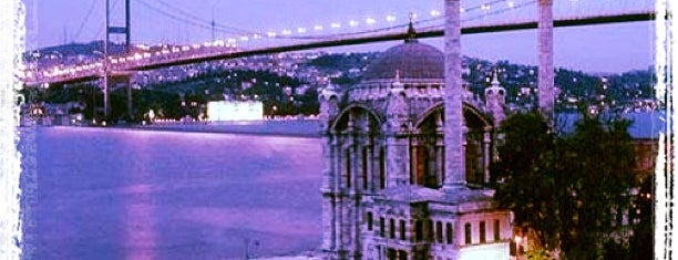 Bosporus is one of istanbul.